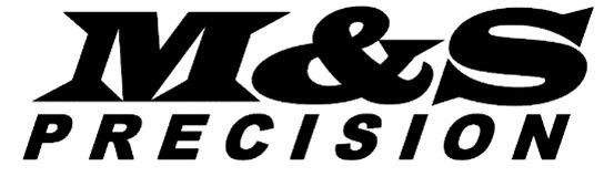 M & S Precision Logo